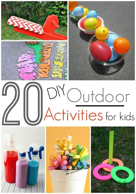 Diy Camping Projects For Kids