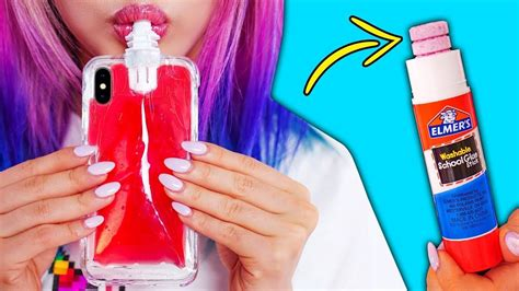 Diy Candy Hack School Supplies