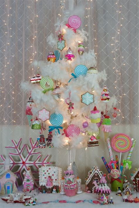 Diy Candyland Christmas Tree Decorations