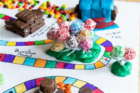 Diy Candyland Game