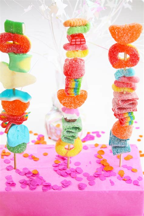 Diy Candyland Party Decorations