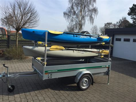 Diy Canoe Carry Rack For Trailer