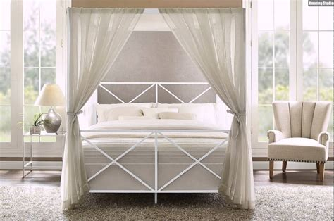 Diy Canopy Bed With Pipes
