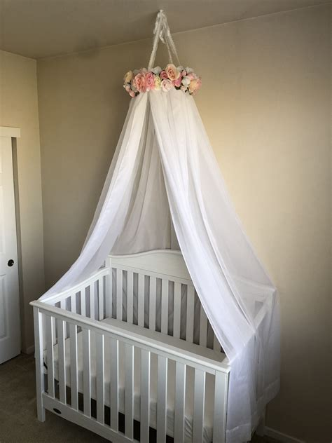 Diy Canopy Out Of Baby Bed