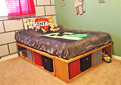 Diy Captains Bed With Storage