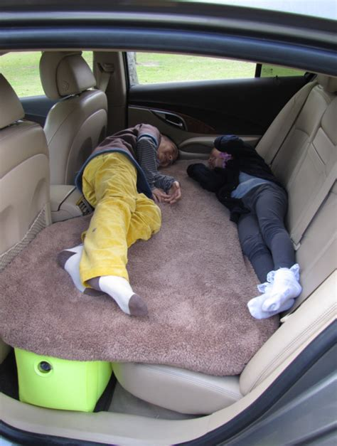 Diy Car Back Seat Bed Is300 Review