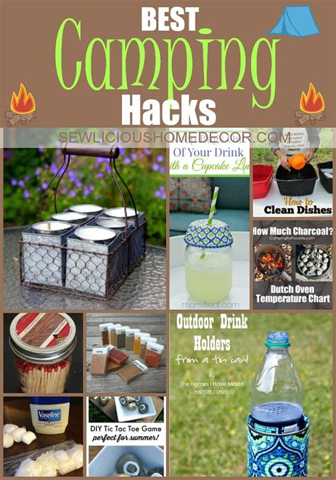 Diy Car Camping Hacks