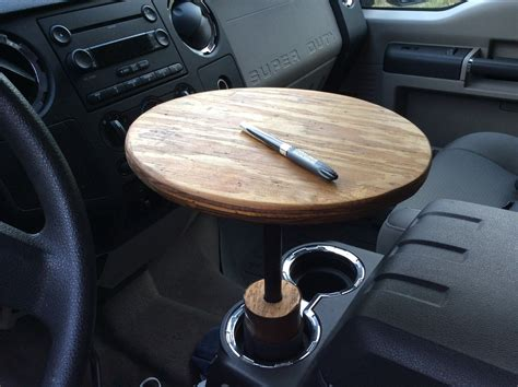 Diy Car Table Tray