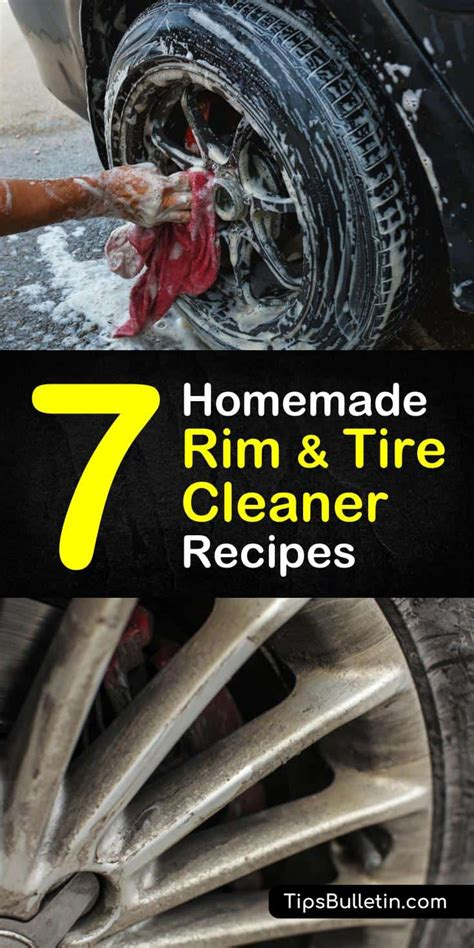 Diy Car Wheel Cleaner