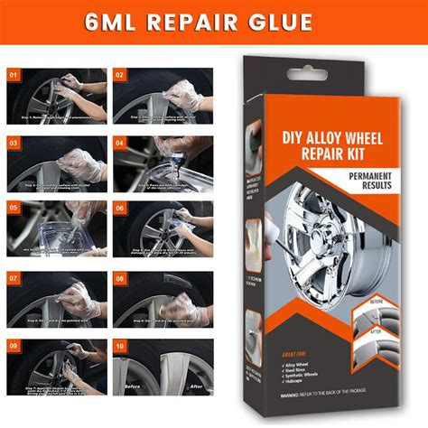 Diy Car Wheel Repair