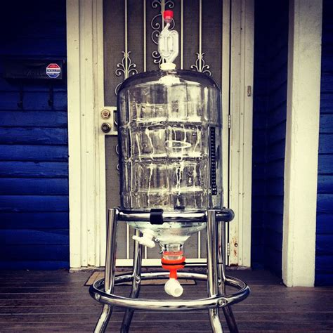 Diy Carboy Culture Apparatus