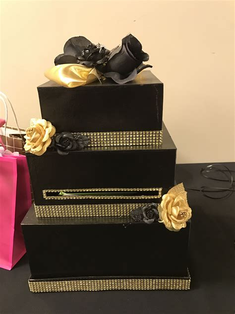 Diy Card Box For Sweet 16