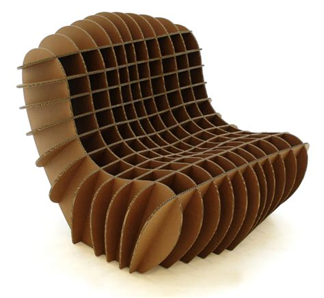 Diy Cardboard Box Chair Designs