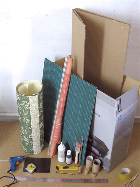 Diy Cardboard Display Case