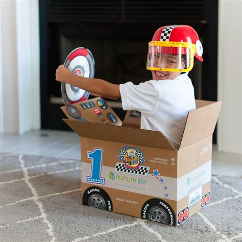 Diy Carton Box Projects With Motors