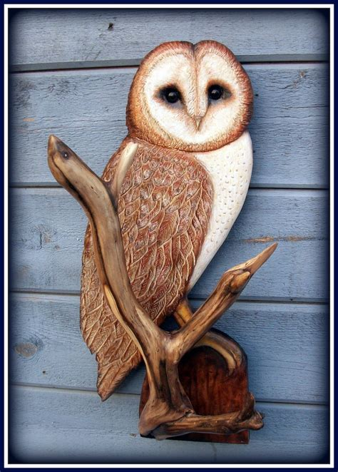Diy Carve An Owl Out Of Wood