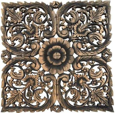 Diy Carving Wood Wall Sculpture