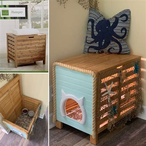 Diy Cat Feeding Table