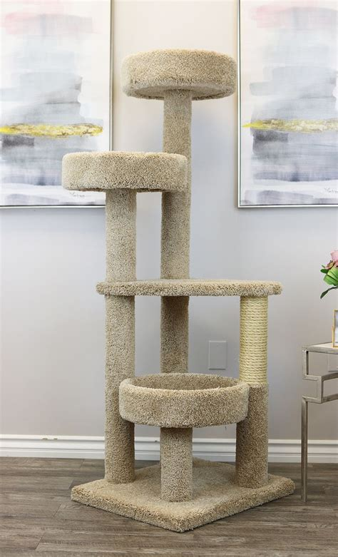 Diy Cat Tower For Large Cats