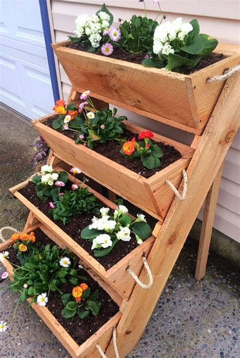 Diy Cedar Herb Planter Box