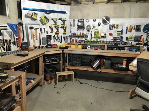 Diy Cellar Workshop