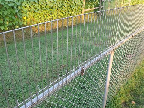 Diy Chain Link Fence Extension