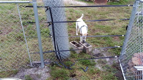 Diy Chain Link Fence Puller
