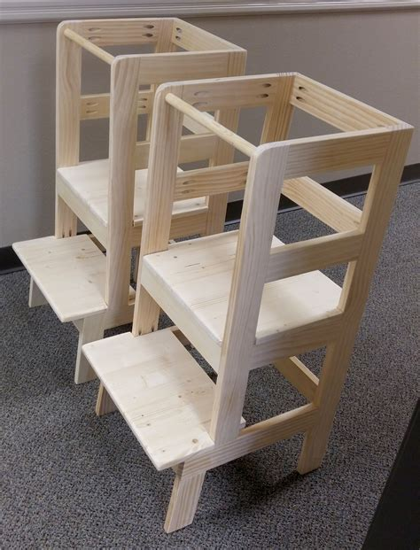 Diy Chair Learning Tower Plans