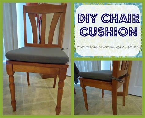 Diy Chair Pads