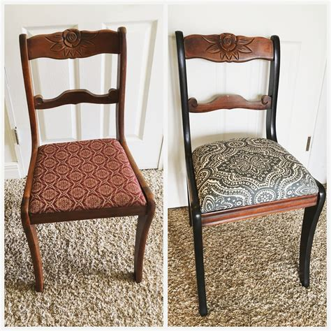Diy Chair Reupholstering