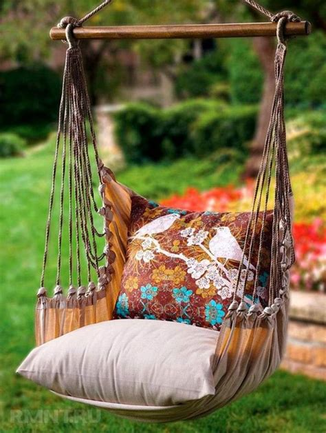 Diy Chair Swings