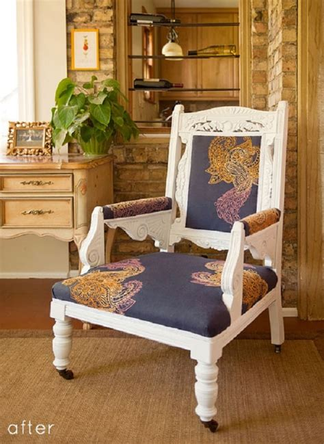 Diy Chair Upholstery Video