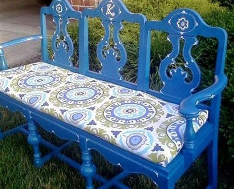 Diy Chairs Into Bench