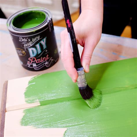 Diy Chalk And Clay Paint