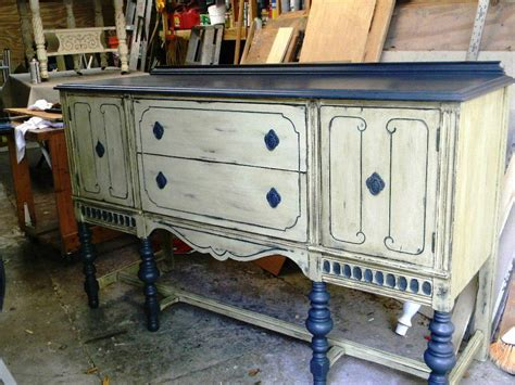 Diy Chalk Paint Distressed Furniture