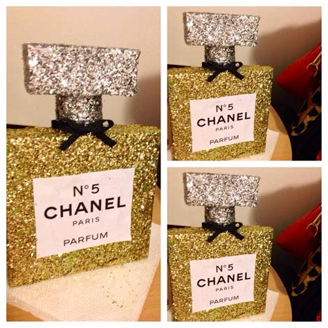 Diy Chanel Perfume Box Set