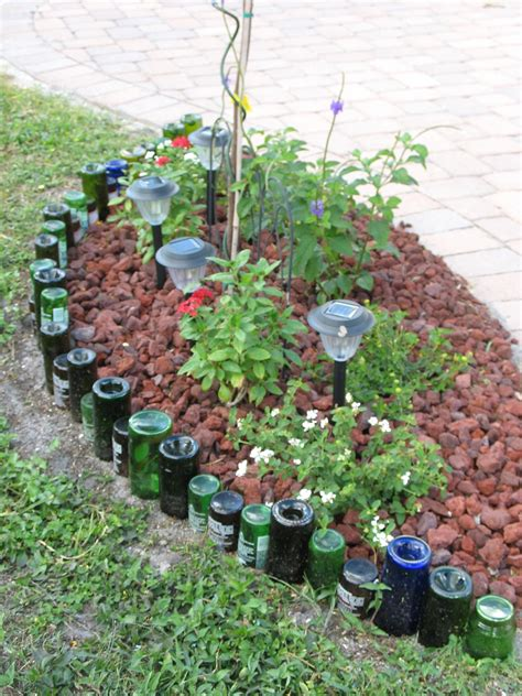 Diy Cheap Flower Bed Edging Ideas