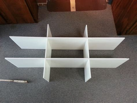 Diy Chest Freezer Dividers
