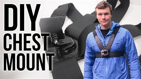 Diy Chest Mount Gopro