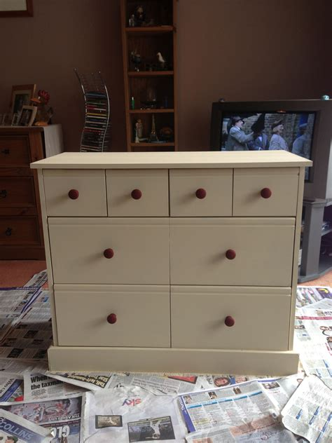 Diy Chest Of Drawers Paint