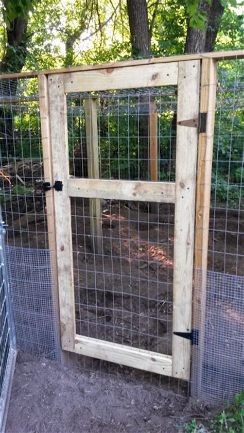 Diy Chicken Run Door