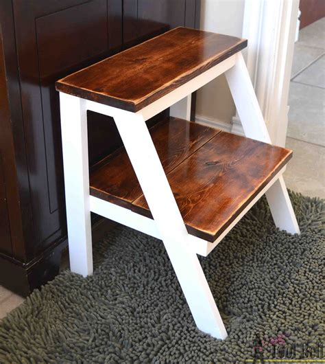 Diy Childen Step Stool