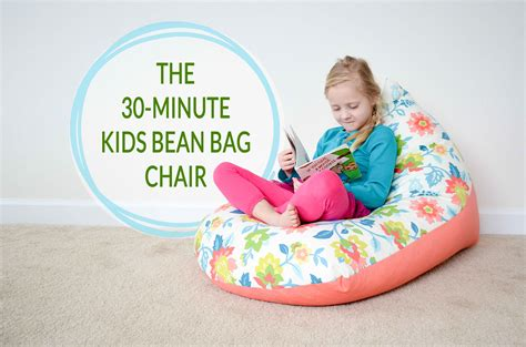 Diy Childrens Bean Bag Chair