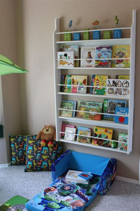 Diy Childrens Bookcases