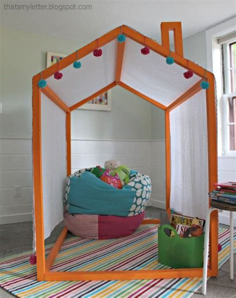 Diy Childrens Indoor Playhouse Tent