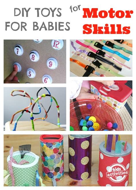 Diy Childrens Toys Pinterest