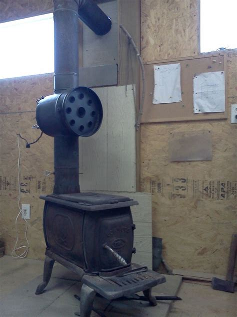 Diy Chimney For Wood Stove