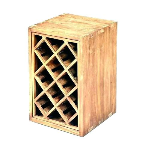 Diy China Cabinet Base With Wine Rack