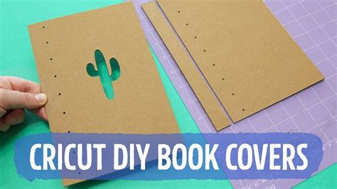 Diy Chipboard Book Cover