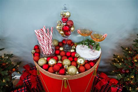 Diy Christmas Drum Table